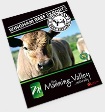 Manning Valley Naturally Brochure - Cover