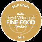 melbourne-fine-food-gold-2012