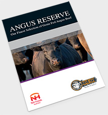 Oakey Angus Reserve Brochure - Cover